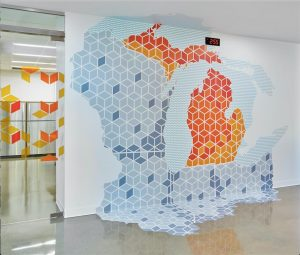 vinyl wall mural and graphics
